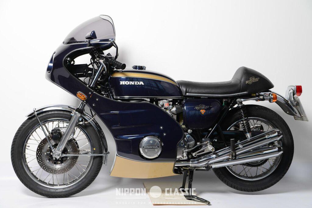 Für die Honda CB 750 Four gab es auch jede Menge Zubehör