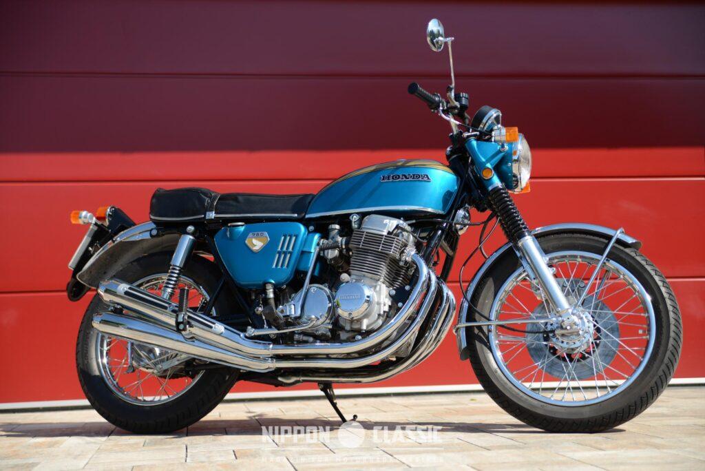 Schätzchen von 1969: Honda CB 750 Four K0