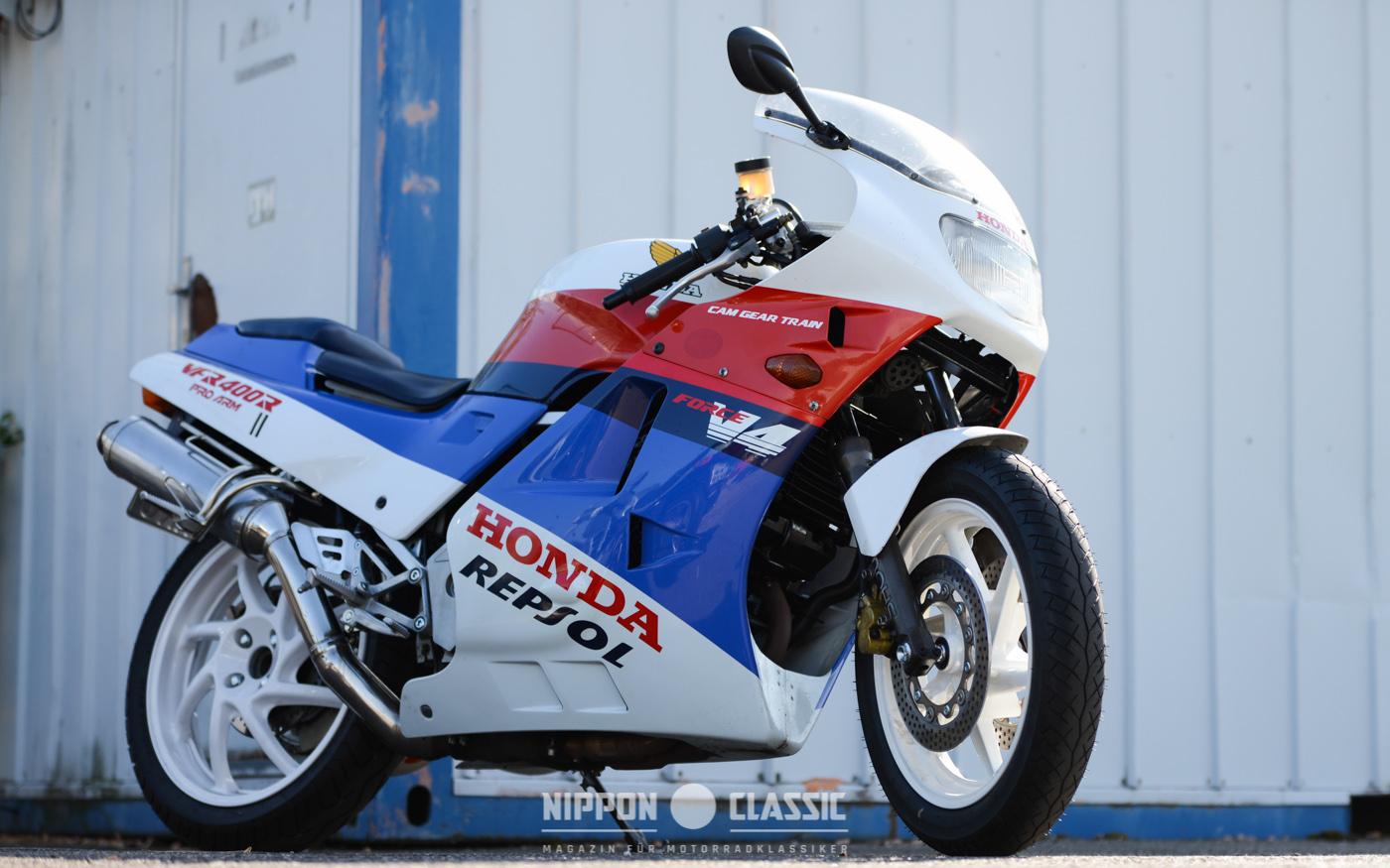Honda VFR400 R