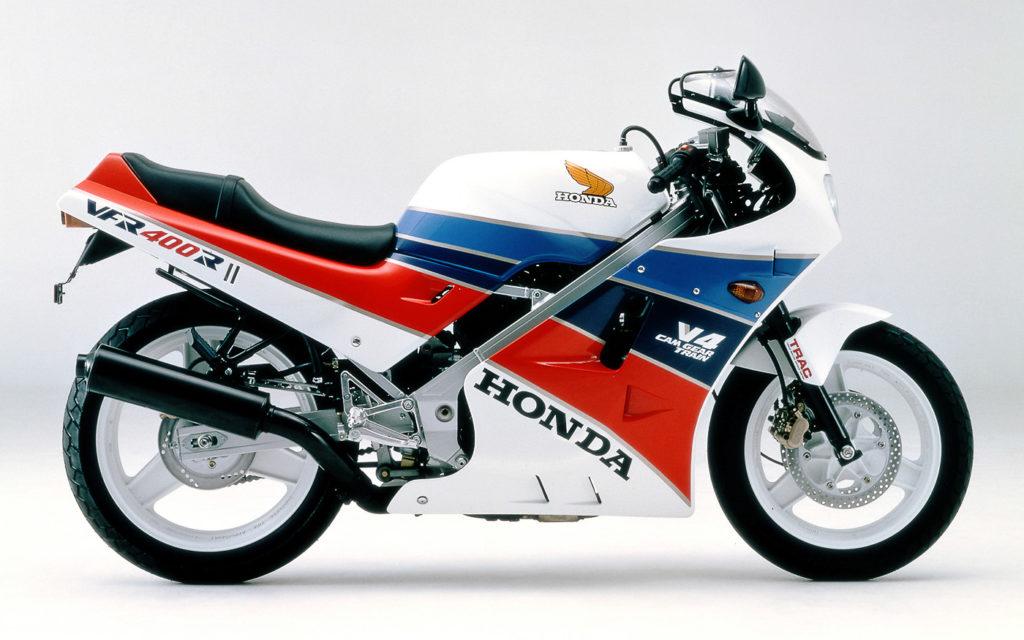 Honda VFR 400 R NC21 Special Edition von 1986