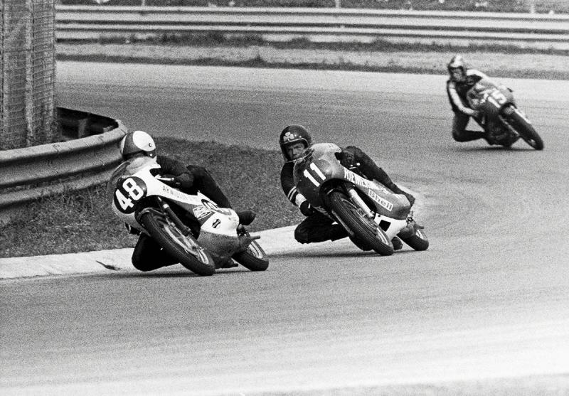 Saarinen beim Monza Grand Prix 1971