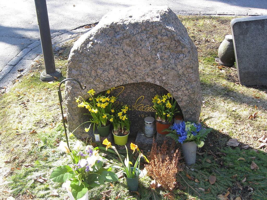 Saarinen wurde in seiner finnischen Heimatstadt beigesetzt