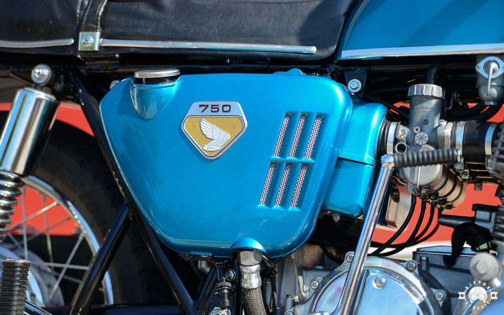 Die 750 galt 1969 als magische Zahl bei Motorrädern