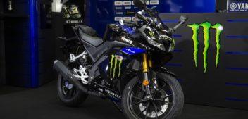 Yamaha YZF-R125 – das kleine Monster