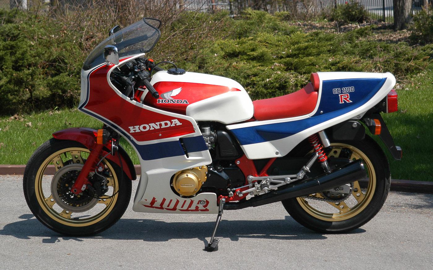 Honda CB 1100R von 1983
