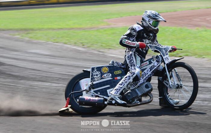 Speedway in Wolfslake