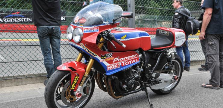 Endurance Honda