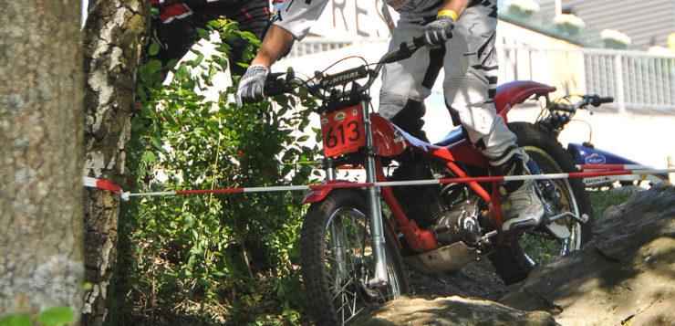 Die Trials Classics sind ein fester Bestandteil der Bikers Classics