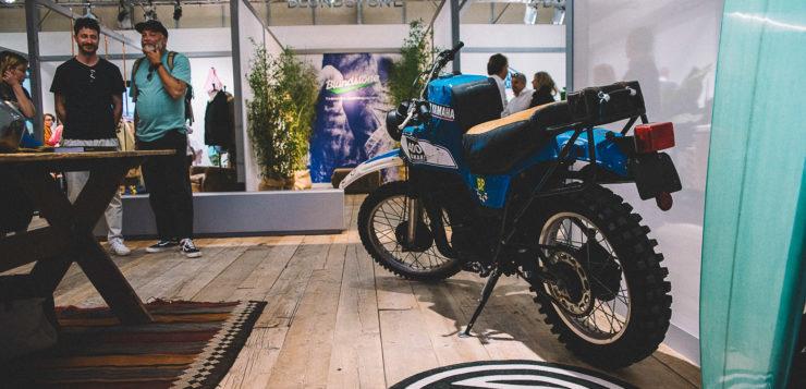 Auf der Pitti Uomo in Florenz präsentierte Deus Klamotten und Rallye-Stars