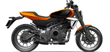 Harley-Davidson 338 – Einsteigermodell für China