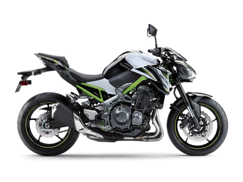 Die Kawasaki Z 900 gehört zur Top 3 der beliebsten Motorräder