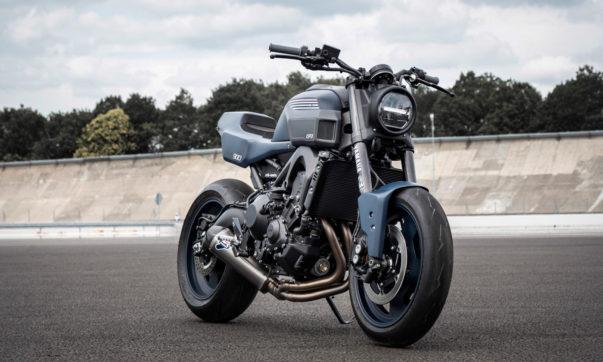 Yamaha XSR900 'CP3' von JvB-Moto