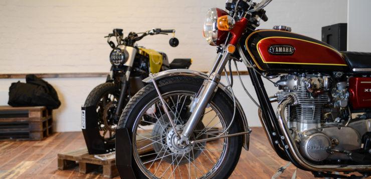 Klassiker meets Custombike