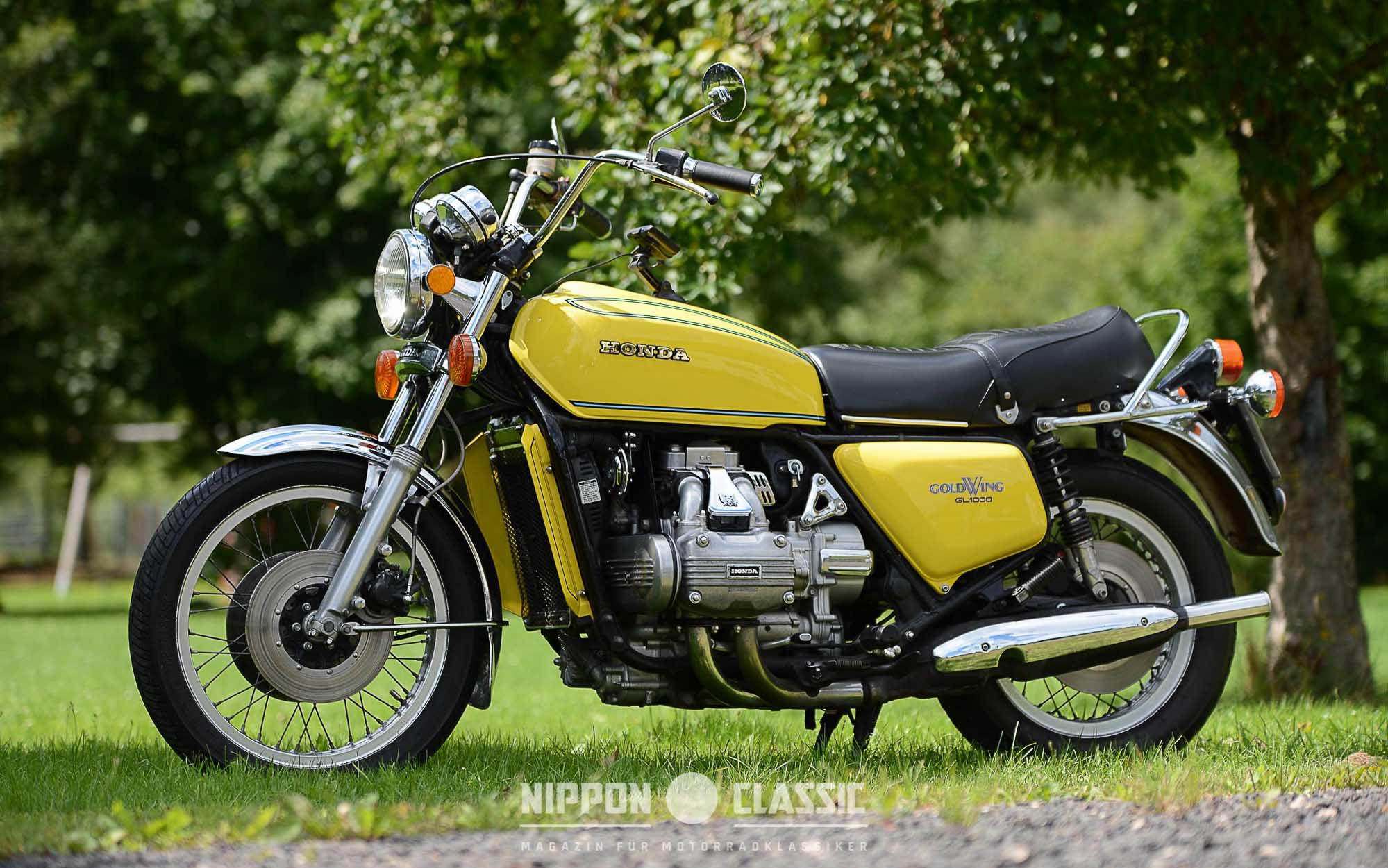 Honda GL 1000