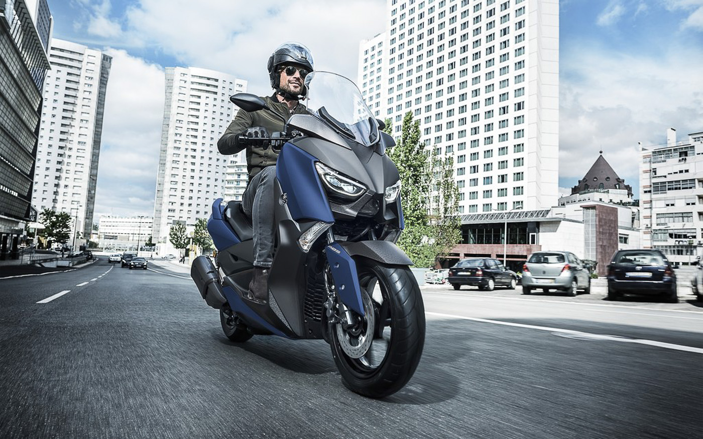 Yamaha XMAX 300 im Praxistest