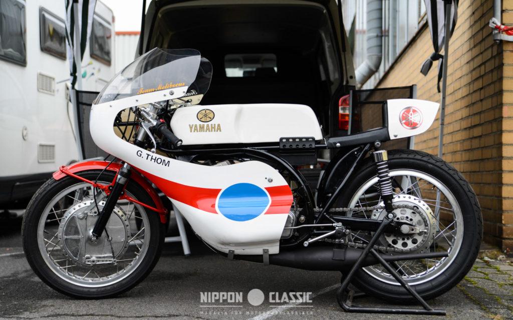 Die Yamaha TR2 von 1969 wurde schnell zum Erfolg in der 350er Klasse