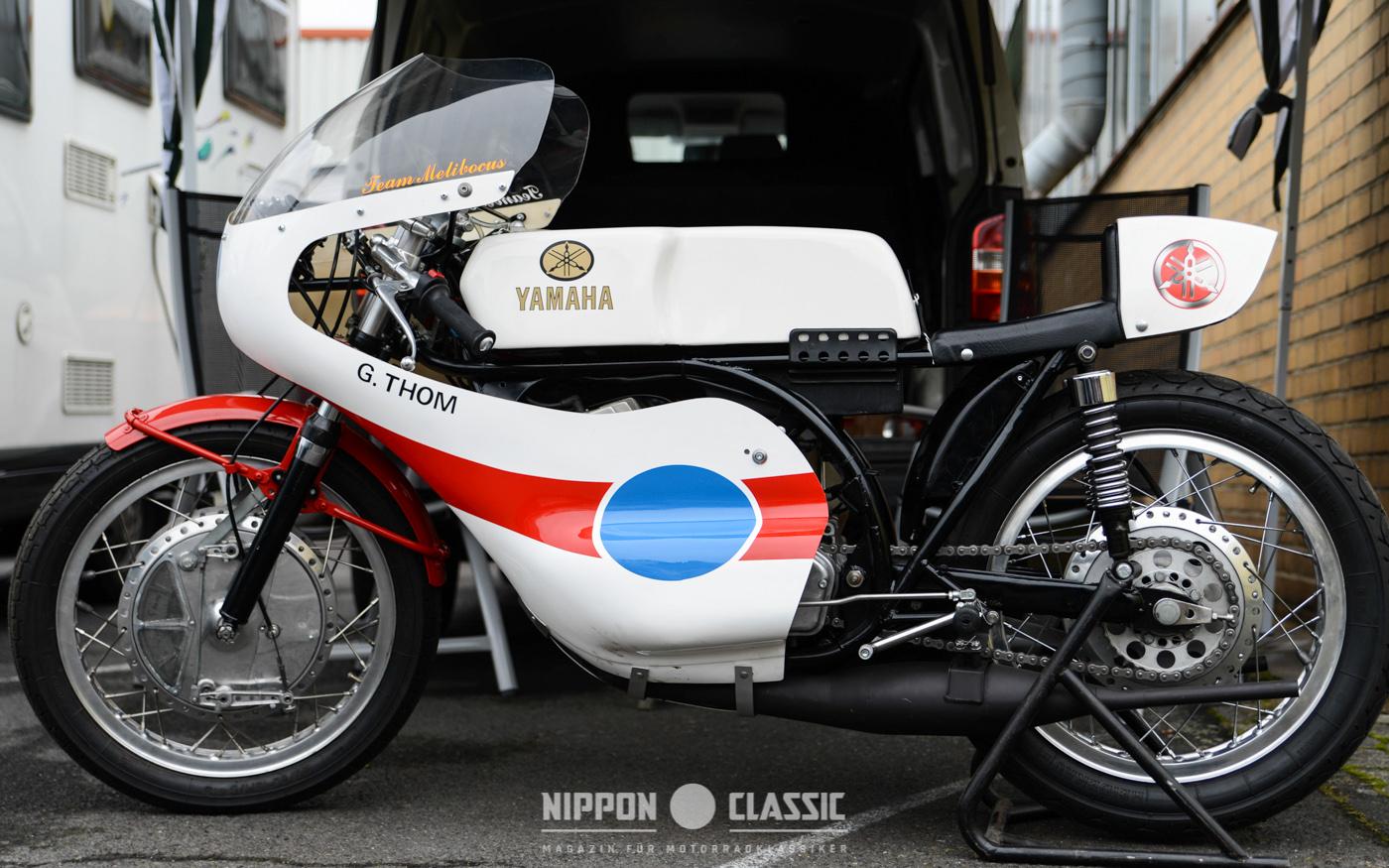 Yamaha TR2 348 ccm Bj. 1969