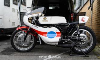 Yamaha TR2 mit 348 ccm Hubraum