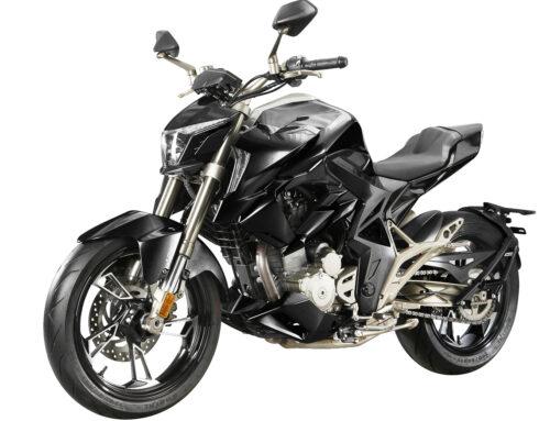 Mit Zontes kommt eine neue Motorradmarke zu uns