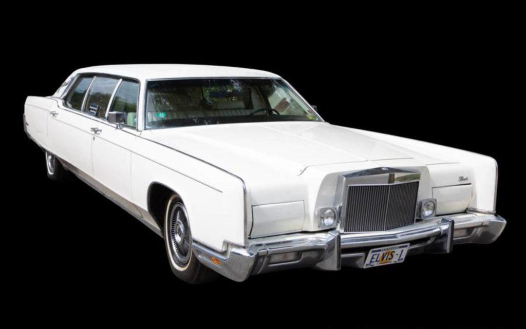 Lincoln Continental aus dem Jahr 1973