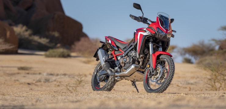 Die Honda Africa Twin 2020 wird Ende Oktober in Tokio vorgestellt