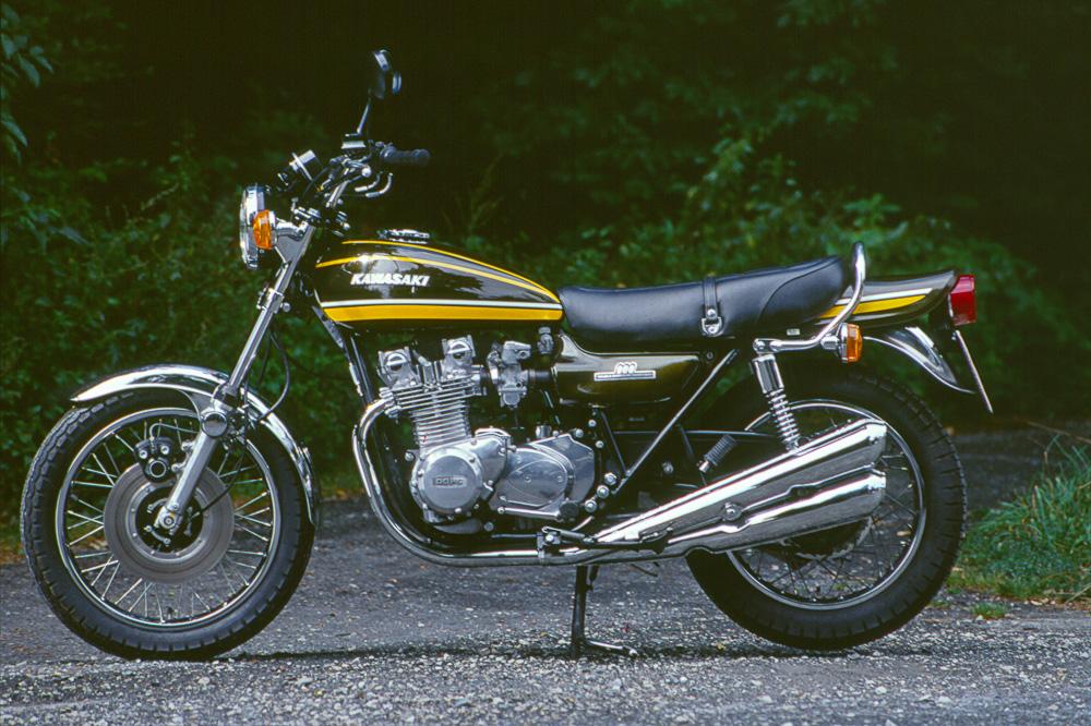 Original - Kawasaki 900Z1 von 1974