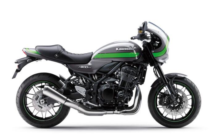 Für das Modelljahr 2020 erhalten Kawasaki Z900RS und Z900RS CAFE ein 'Rebrush'