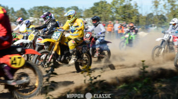 Startphase beim Classic Offroad Festival in Wietstock 2019