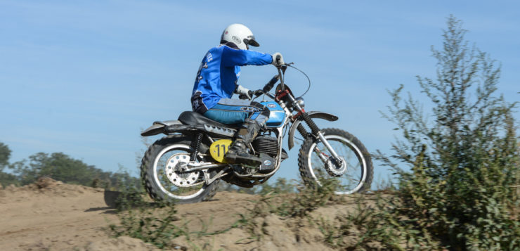 Volle KTM-Action