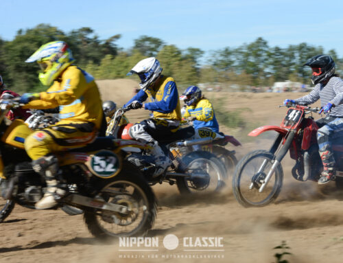 Classic Offroad Festival 2019 in Wietstock – Just want to have Fun