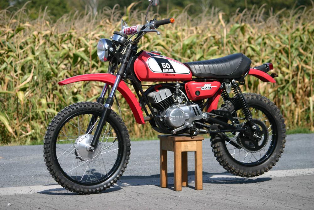 In diesem Jahr wurde die kleine Yamaha von Grund auf erneuert