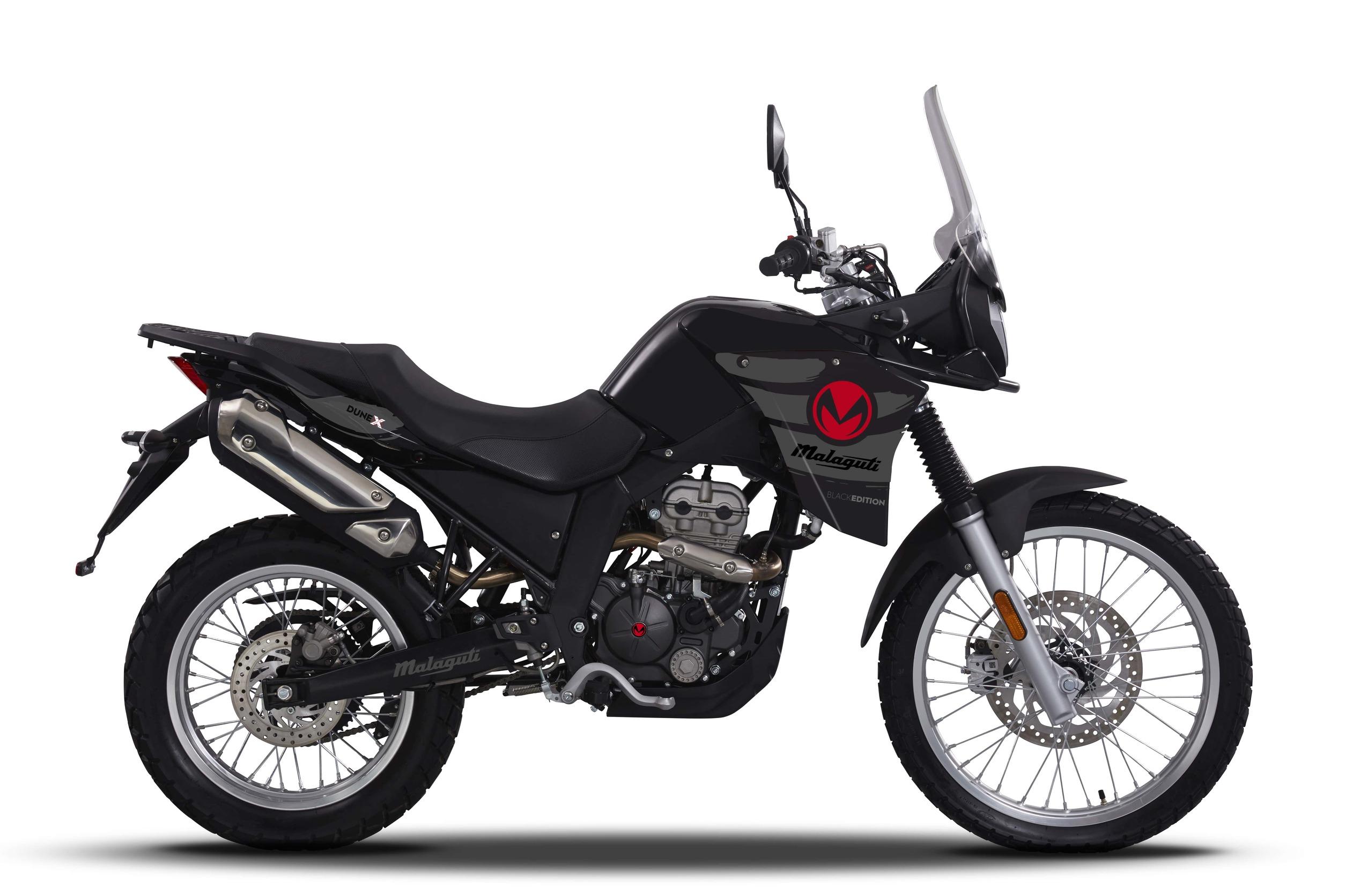 Malaguti Dune X 125 Black Edition