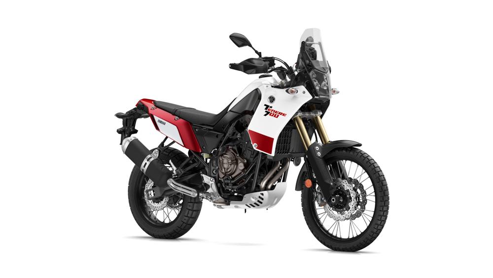 Die Yamaha Ténéré 700 wurde bereits neu aufgelegt