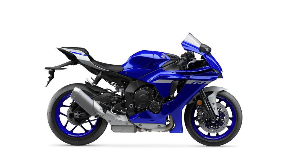 Die neueste Yamaha YZF-R1 für das Modelljahr 2020