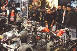 Custombike-Show vom 6. bis 8.12.2019