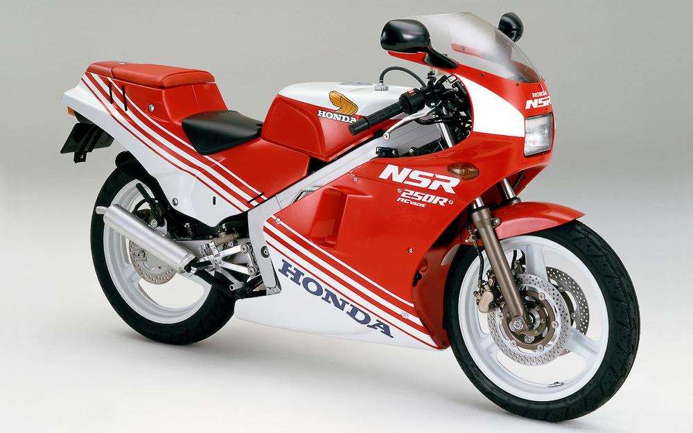 Honda NSR 250 von 1986