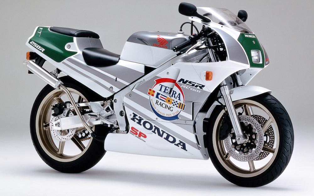 Mit der NSR 250R SP setzte Honda ab 1989 auf eine Einspritzung