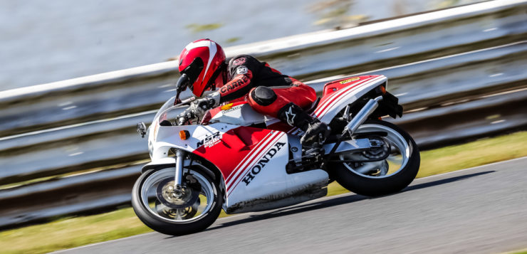 Honda NSR 250 - Zweitakt-Renner