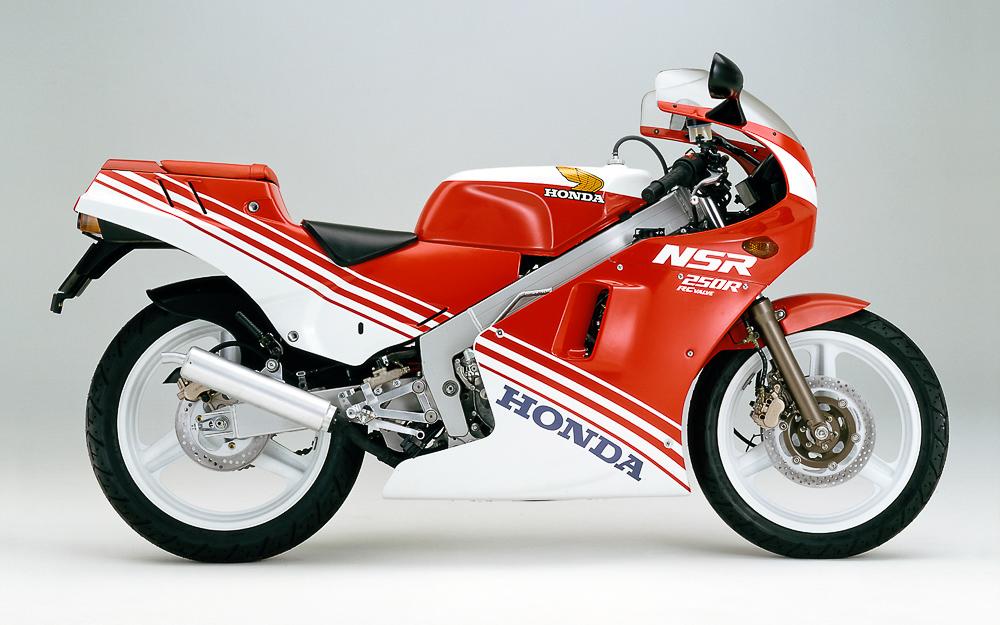 Honda NSR 250 Factory Racer von 1986