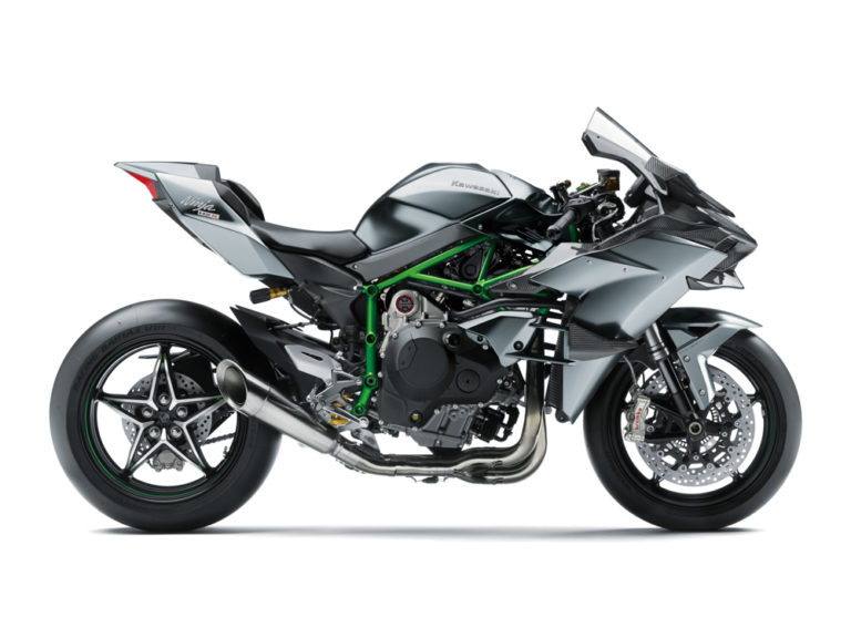 Kawasaki Z H2 - Das Kompressor-Biest unter den Naked Bikes