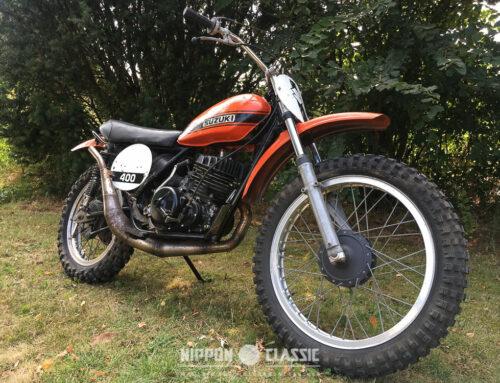 """Suzuki TM 400 R """"Cyclone"""" – """"Serienkiller mit Rädern"""""""