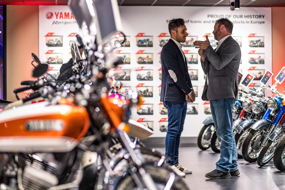 Yamaha Collection Hall in Amsterdam eingeweiht