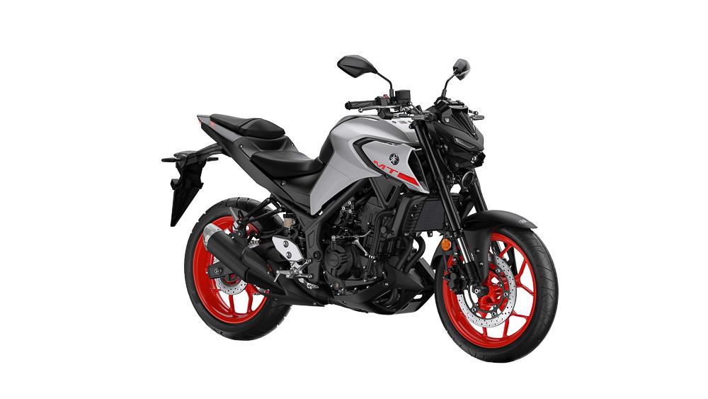 Die Yamaha MT-03 wird für die nächste Saison gründlich überarbeitet