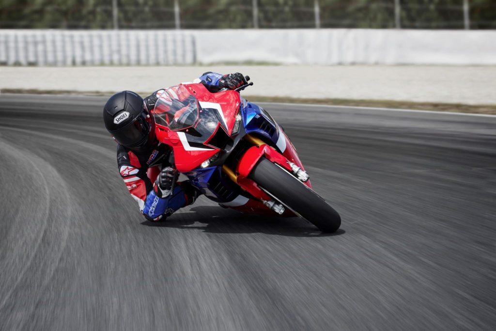 Die Honda CBR1000RR-R ist auch Basis für Rennmaschinen