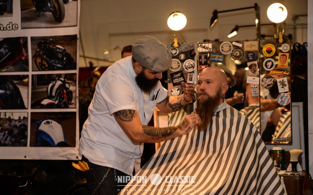 Barber-Shops überzeichnen die Custom-Szene