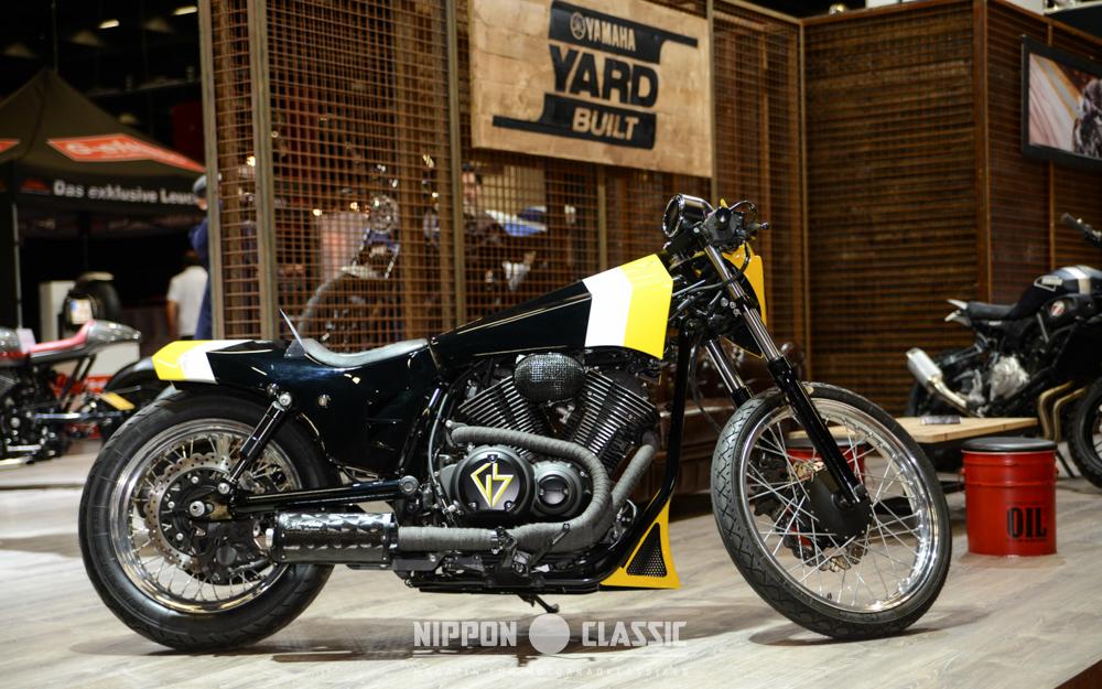 Das Yamaha Yard Built Programm heizte den Custom Hype weiter an