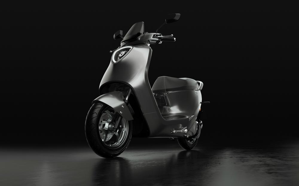 Yadea zeigt in Mailand den neuen E-Roller C1S