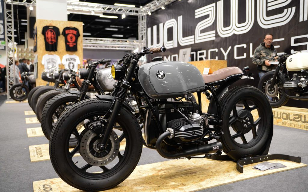Die BMW-Boxermodelle sind beliebt bei Bikebuildern