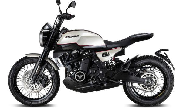 Schicke 650er Moto Morini 6 1/2