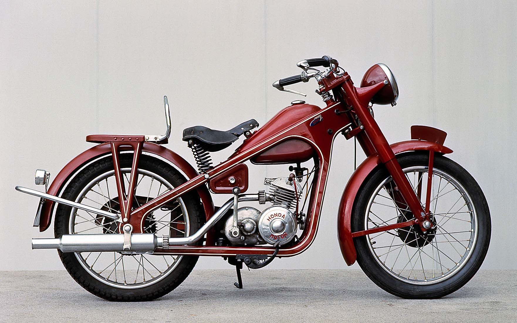 Honda Dream D aus dem Jahr 1949